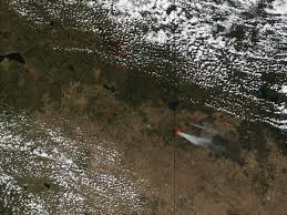 Current Wildfires In Canada by Fires In Canada U0027s Prairie Provinces Natural Hazards