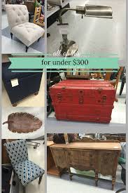 thrift store thursday where to find great deals on home decor