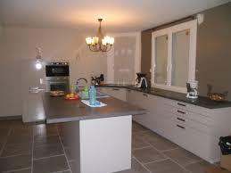 cuisine taupe quelle couleur pour les murs murs cuisine gris perle idées décoration intérieure farik us