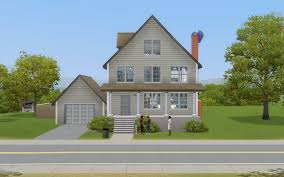three family home pleasant 14 sims 3 family house car tuning