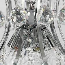 Cutlery Chandelier Lightinthebox Modern Contemporary Crystal Chandelier With 6 Lights