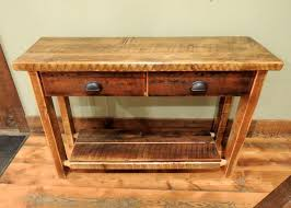Rustic Sofa Table by 24 Best Living Room Images On Pinterest Barn Wood Drawers And