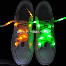 led shoelaces new design light up shoe strings promotional gift led shoelaces
