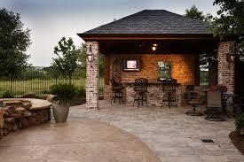 Cabana Plans With Bathroom Outdoor Kitchen Cabana Houzz