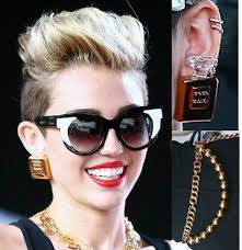 gaga earrings chic chanel wearing getting the look with vintage