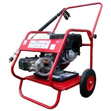 pressure washer cold water petrol wellers hire