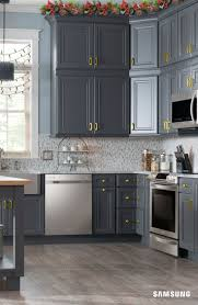 Dark Grey Cabinets Kitchen by Best 25 Modern Rustic Kitchens Ideas Only On Pinterest Rustic