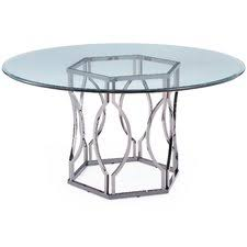 Round Glass Kitchen Table Custom 30 Round Glass Tables Design Inspiration Of Best 25 Glass