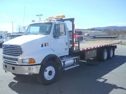 96 Ford Diesel Truck - rollback tow trucks for sale