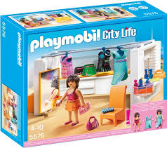 playmobil chambre parents playmobil la maison moderne picwic