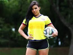 imagenes chistosas hoy juega colombia en fotos cinco modelos con la camiseta de colombia bien puesta