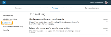 Update Resume In Linkedin How To Update Your Linkedin Profile Without Alerting Anyone