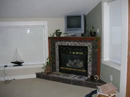 Corner Electric Fireplace Corner Tile Fireplaces With Tv Above Corner Fireplaces Design
