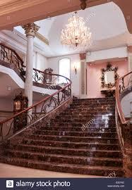 mansion interior stairs stock photos u0026 mansion interior stairs