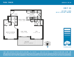 floor plans of terrazas miami condo miami
