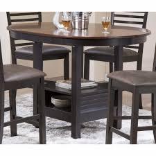 pub dining room sets furniture manhattan uv pub dining table 5442 00 ct cb