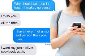 how to get your ex back using text