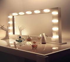 vanity makeup mirror with light bulbs lighting ceiling fans prissy lighted vanity mirror bulbs lighted