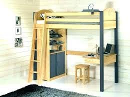 lit enfant mezzanine bureau lit sureleve avec bureau lit enfant avec bureau lit mezzanine bureau