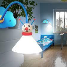 chambre d enfant bleu applique murale de lecture enfant bleu le bras