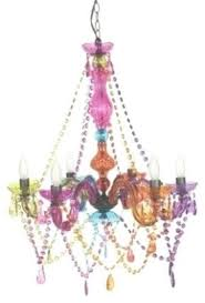 Colored Chandelier 45 Photo Of Colored Chandeliers