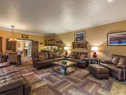 living room groups ski in out to pcmr best private home in pc vrbo
