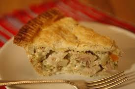 Fish Pot Pie by Recipe Classic Chicken Leek And Fennel Pot Pie California Cookbook