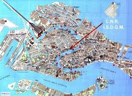 Map Venice Italy by Roms U003e Roms 2004 Travel