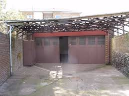 freehold garage workshop storage with inspection pit and yard