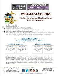 lexisnexis for development professionals login paralegal studies certificate program the city college of new york