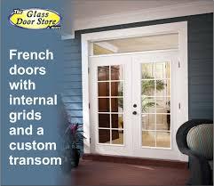 Interior Door With Transom Plastpro French Doors French Door Fiberglass Front Doors