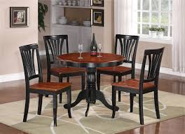 Round Kitchen Table by Small Kitchen Table And Chairs Armless Chairs Two Windows
