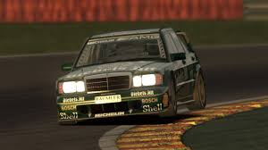 mercedes benz 190e evo ii spa 2 33 806 setup assetto corsa youtube