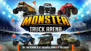 monster truck arena driver gameplay hd
