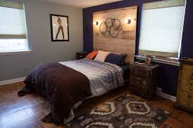 Barn Wood Headboard Reclaimed Wood Headboard