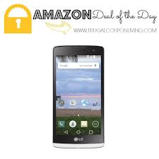 prepaid android phones deal of the day lg destiny 4g android prepaid phone with