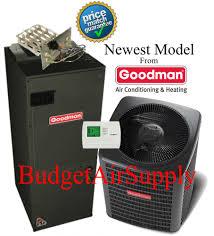 2 5 ton 14 seer heat pump 410a goodman system gsz140301 aruf31b14