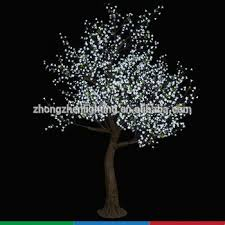 lighted tree branches decorative lighted trees and flowers for landscape led projection