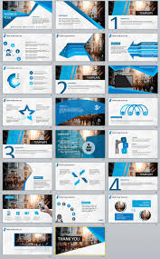 23 blue business plan powerpoint template the highest quality