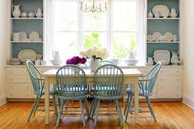 blue dining room furniture emejing painted dining room chairs photos liltigertoo com
