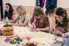 very vintage style hen party ideas onefabday com