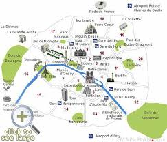 best tourist map of attractions in map a map of the top tourist in