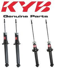 lexus ls430 air suspension problems amazon com kyb kit 4 front u0026 rear shocks struts 2001 06 lexus