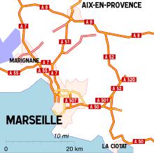 location siege auto aix en provence marseille
