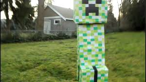 Minecraft Enderman Halloween Costume Minecraft Creeper Costume