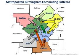 Jefferson County Zip Code Map by How The Birmingham Business Alliance Worked Behind The Scenes To