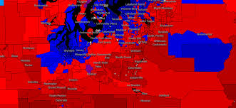 Eatonville Washington Map by Puget Sound Really Is A Political Bubble And It U0027s Getting Worse