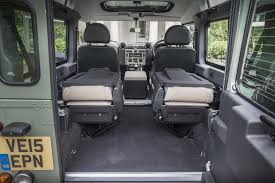 land rover discovery 2016 interior 2016 land rover defender 90 heritage review