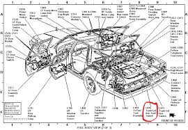 car electrical wiring lincoln ls fuel wiring diagram car