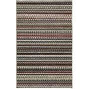 striped berber area rug 7 u0027x12 u0027 610415371